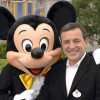 Iger extends Disney contract again