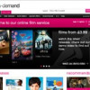 HMV Movies on demand from FilmFlex