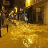 Flood disaster in Cannes