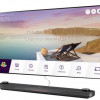 "LG showcases 65"" world's thinnest hotel TV"