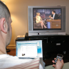Multitasking viewers do focus on the TV