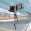 Huber+Suhner boosts railway broadband