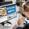 Study: Social media tops print as US news source