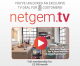 netgem.tv launches membership offer with Three UK