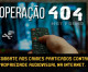 NAGRA welcomes Operation 404 progress