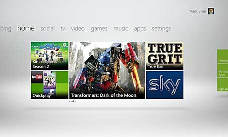 Xbox 360 New Era 40 Content Partners