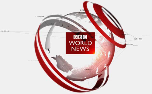 BBC News Photo: BBC: High Quality News Important To Pay-TV