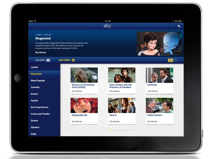 Sky Movies on Sky Go |