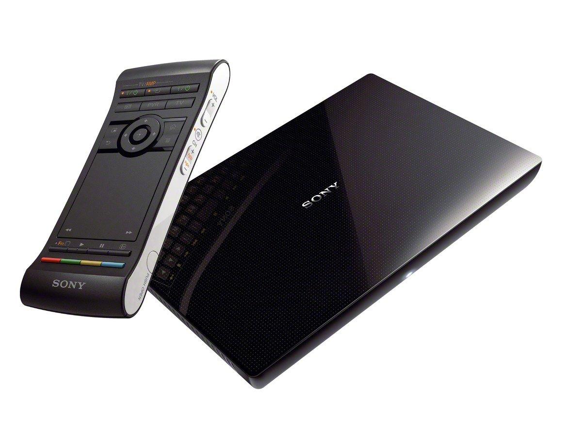 Sony Unveils Google Tv Stb
