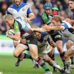 Rugby Union - Aviva Premiership - Harlequins v Bath Rugby - Twickenham Stoop