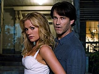 TRUE BLOOD: Anna Paquin, Stephen Moyer. photo: Prashant Gupta/HBO