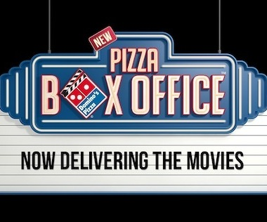 Pizza And Movies At Home From Domino S