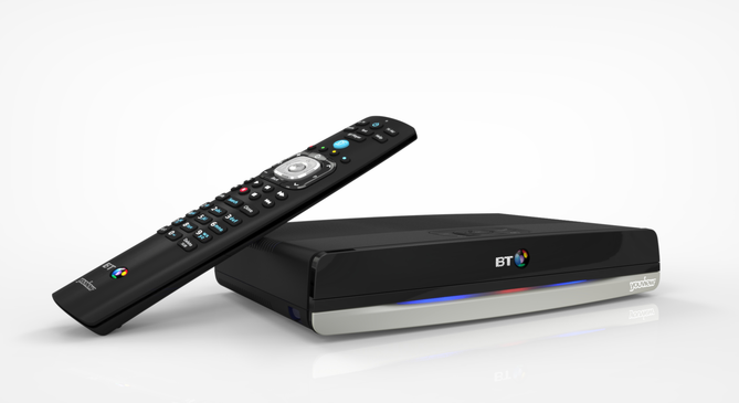 Bt Slimlines Youview Stb
