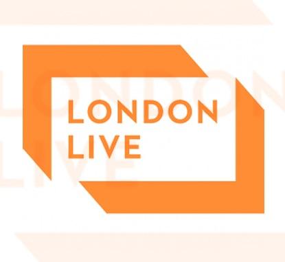 Hochhausbrand London Live
