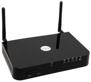 Entropic-Asheridge echobox Wifi hub