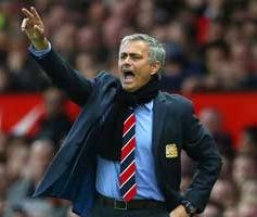 Mourinho-football