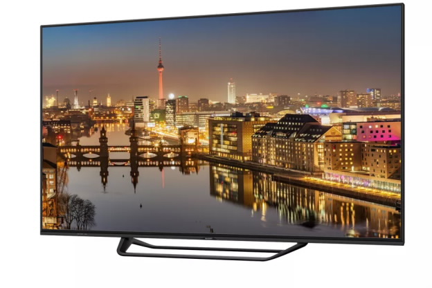 Sharp plans to release 'world's first 8K TV' in 2018