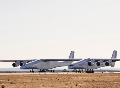 Stratolaunch aircraft edges closer to first flight