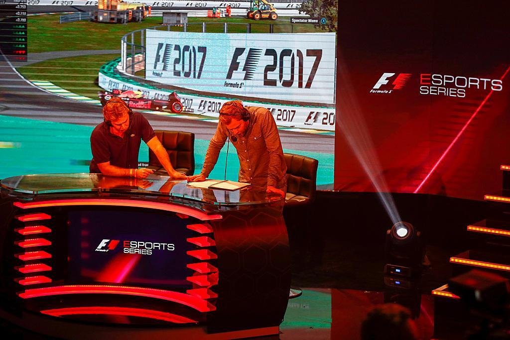 Gfinity Returns With F1 Esports Series