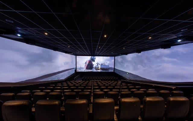 Cineworld Launches First Screenx In The Uk