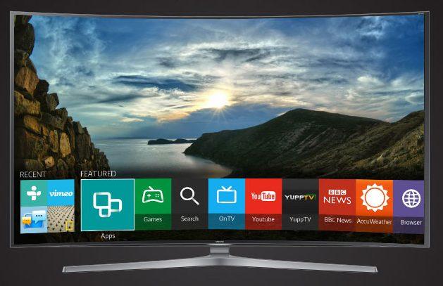 Research: Samsung's Tizen leads smart TV market |