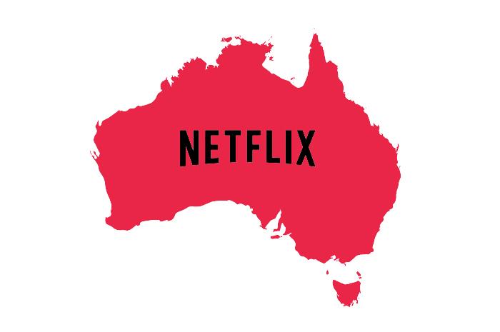 Netflix funding prioir to ipo