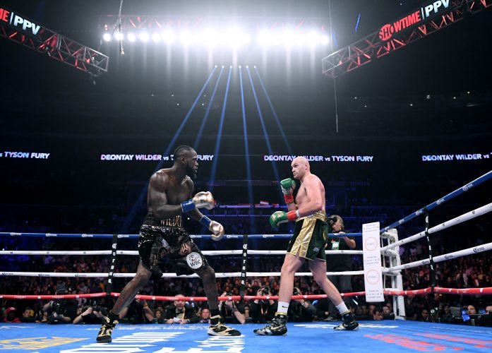 Wilder: Tyson Fury Can't Punch - My Two-Year-Old Hits Harder!