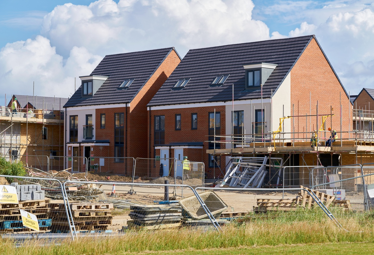 Uk New Build Homes To Come Gigabit Ready