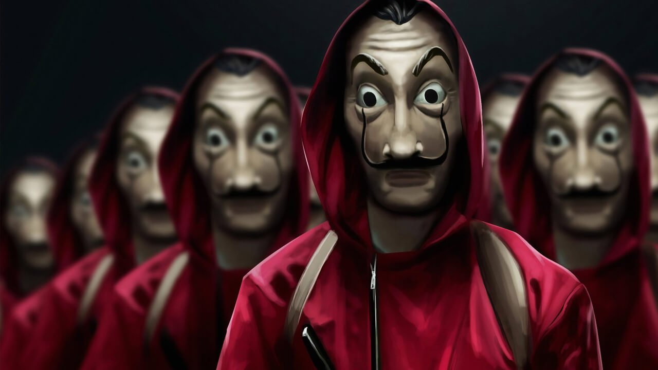 Analysis: Money Heist #1 TV show in the world |